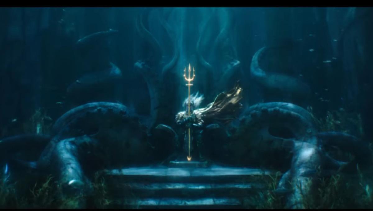 Aquaman Spoilers Arthur Curry Mera Found King Atlans