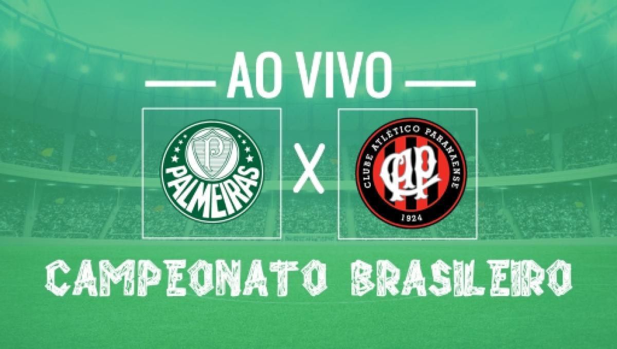 Palmeiras vence Atlético-PR e está na briga pelo título no Brasileirão 1df246e75ebc7