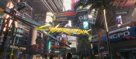 'Cyberpunk 2077' is the next game being produced by CD Projekt RED after 'The Witcher' franchise [Image Credit: Cyberpunk 2077/YouTube screencap]