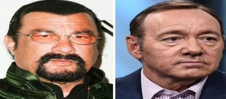 La fiscalía no investigará a los actores estadounidenses Steven Seagal y kevin Spacey en un caso de agresión sexual de los 90
