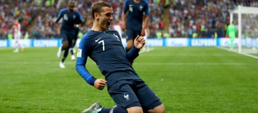 2018 FIFA World Cup Russia™ - Players - Antoine GRIEZMANN ... - fifa.com