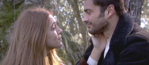 Anticipazioni Il Segreto: Julieta rivela a Saul perché ha messo fine alla loro relazione
