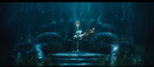 Arhur Curry and Mera will look for King Atlan's trident in the movie [Image Credit: Warner Bros. Pictures/YouTube screencap]
