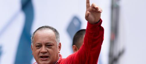 """Cabello tildó de """"falso positivo"""" a la crisis migratoria de Venezuela"""