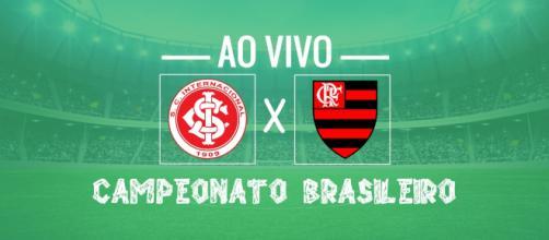 Campeonato Brasileiro: Inter x Flamengo ao vivo