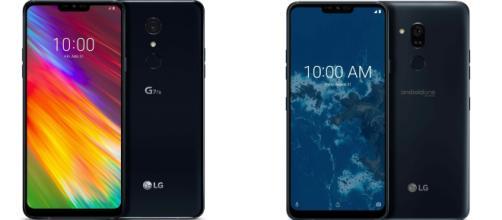 El LG G7 fue presentado en el IFA 2018
