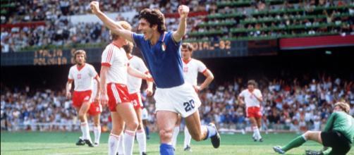 Italia-Polonia 2-0, semifinale dei Mondiali 1982, doppietta di Paolo Rossi