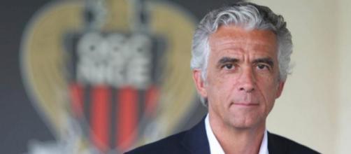 Jean-Pierre Rivère se félicite d'avoir pu conserver Mario Balotelli malgré l'intérêt de l'OM