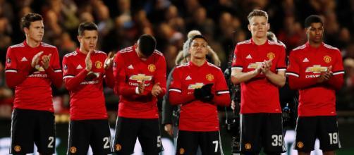 Manchester United quiere reforzar