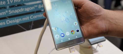 Sony presenta su nuevo XPERIA con una gran capacidad de memoria y una cámara espectacular.