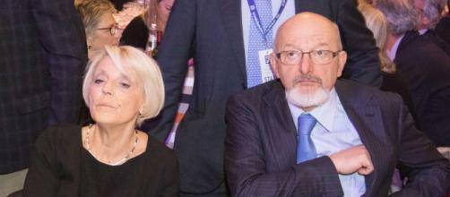 Tiziano Renzi e Laura Bovoli, genitori di Matteo Renzi