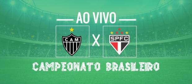 Campeonato Brasileiro: Atlético-MG x São Paulo ao vivo