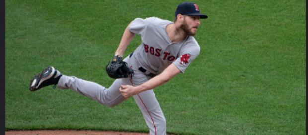 Chris Sale currently has a 1.97 ERA. [Image Source: Flickr   Keith Allison]