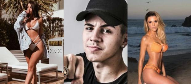 Ex de Biel, Duda Castro é acusada de agredir modelo com garrafa