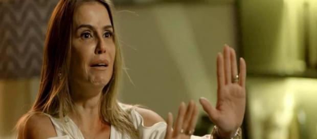 Karola terá seu passado revelado em Segundo Sol. (Foto: Divulgação TV Globo)