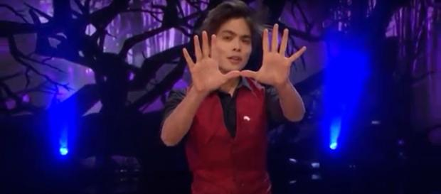 Magician Shin Lim is the first contender voted into the America's Got Talent finals. [Image source: AGT-YouTube]
