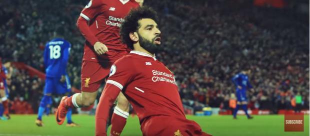 Mohamed Salah [Imagem via YouTube/ FourFourTwo]