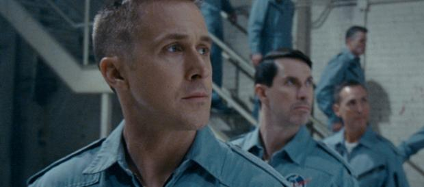 Neil Armstrong Film First Man American Flag (Image via Universal Pictures/Twitter)