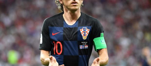 """Según el programa de TV español """"El Chiringuito de Jugones"""", Modric sería el premiado este año."""