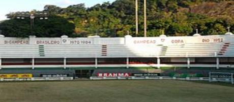 Em 2019, tradicional estádio das Laranjeiras completa cem anos de existência (Foto: Wikipedia)