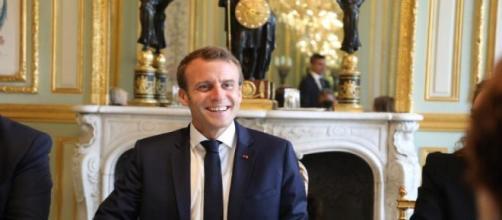 Démission de Nicolas Hulot et Laura Flessel : la popularité d'Emmanuel Macron au plus bas