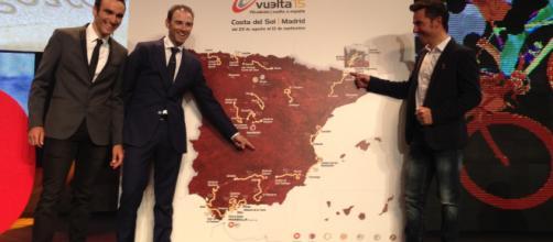 El impresionante recorrido de la Vuelta a España