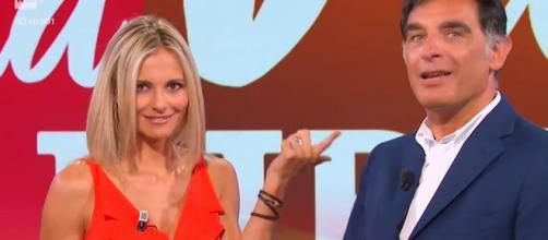 Francesca Fialdini furiosa a La Vita in diretta
