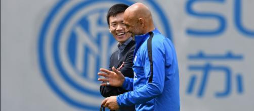 Inter, si fa sul serio: le immagini dell'allenamento, Steven Zhang ... - fcinter1908.it