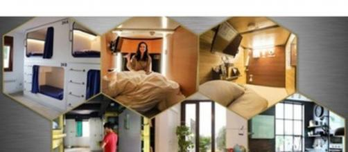 Los pisos colmena llegan a Barcelona: cápsulas de 3 metros por 250