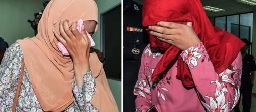 Malasia: dos mujeres fueron detenidas y azotadas en público