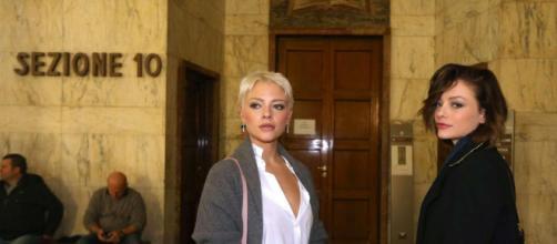 Per Silvia Provvedi Natale in carcere per stare vicina a Fabrizio ... - mediaset.it