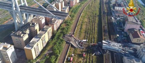 Ponte Morandi: indagata anche la società Autostrade