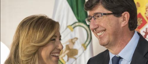 La ruptura del pacto de que permitió investir a Susana Díaz abocará a un adelanto electoral