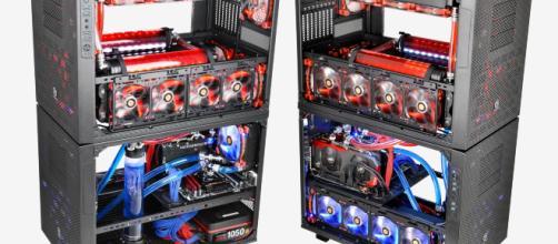 Thermaltake presenta sus nuevos modelos de carcasas