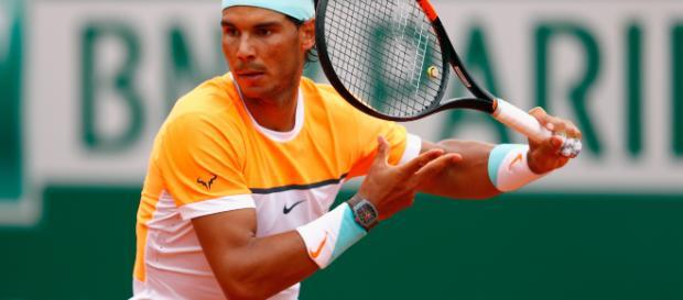 El tenista español Rafael Nadal. - brila.net