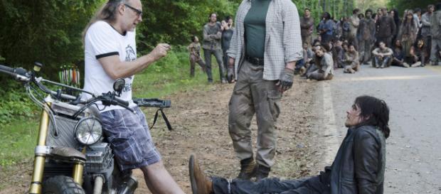 Series] Avance del regreso de la sexta temporada de The Walking ... - blogdesuperheroes.es