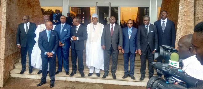 Cameroun : 1ere réunion de gouverneurs sous le prisme de sécurité à la présidentielle 2018