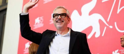 Alfonso Cuaron presenta il suo Roma al Festival di Venezia