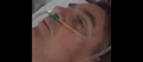 Bolsonaro relado o que sentiu na hor do ataque
