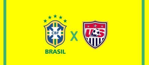 Brasil x Estados Unidos ao vivo