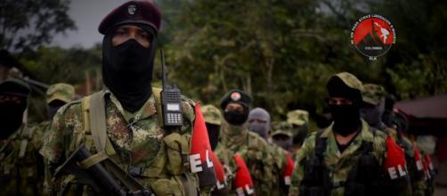 El Gobierno colombiano le exigió al grupo terrorista ELN que deje ... - apuntoenlinea.com