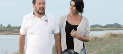 Elisa Isoardi e Matteo Salvini innamorati