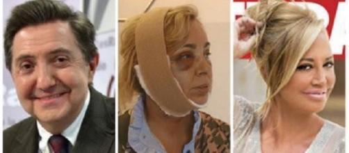 Jimenez losantos, Carmen borrego y Belen esteban