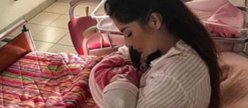 Lima Di Benedetto après une mauvaise nouvelle sur l'état de santé de sa fille Joy.