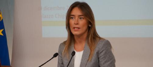 Maria Elena Boschi, duro attacco a Lega e 5 Stelle sulla questione dei fondi dei Carroccio