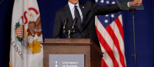 Obama entra en campaña con un ataque demoledor contra Trump y los ... - kfedigital.net