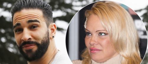 Pamela Anderson vient de rompre à contre cœur avec Adil Rami.