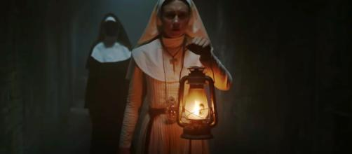 THE NUN Has Arrived, and We're Spooked ... -(Image credit: geektyrant/Youtube)