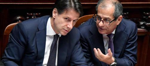 Vertice a Palazzo Chigi tra Conte, Tria e Savona per discutere sulla manovra - quifinanza.it