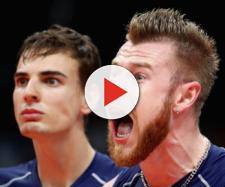 Mondiali volley 2018: l'urlo dello Zar